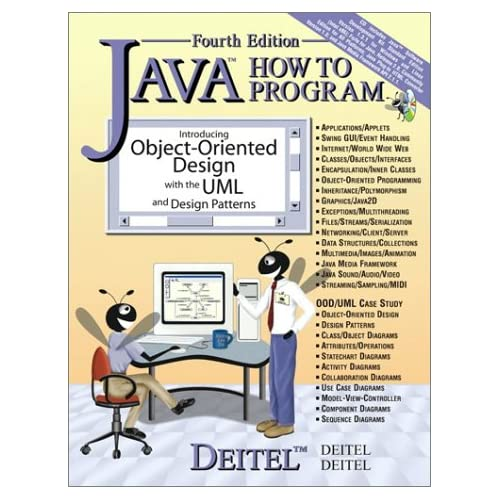 Java How to Program 4th Edition