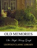img - for Old memories book / textbook / text book