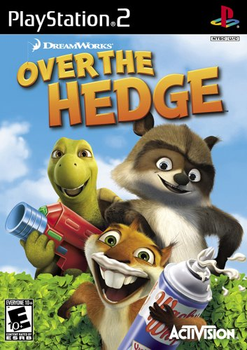 Over The Hedge - Playstation 2 front-264050