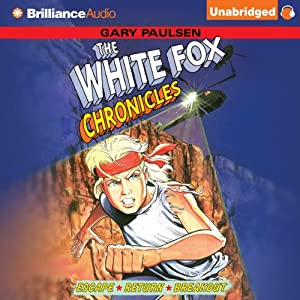The White Fox Chronicles Audiobook