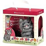 American Girl Praline Book & Pet Pack