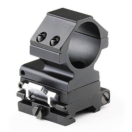 30Mm Flip To Side Qd Mount Fits 20Mm Rails For Ap Et Magnifier