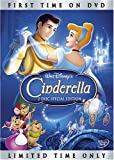 510BHFJIwNL. SL160  Cinderella (Two Disc Special Edition)