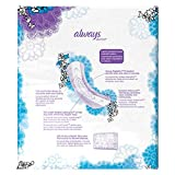 Always Discreet, Incontinence Pads, Moderate, Long Length, 54 Count