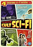 Collection of four classic sci-fi films. In 'The Incredible Shrinking Man' (1957) Scott Carey (Grant Williams) is enjoying a boating trip when his yacht passes through a mysterious cloud of radioactive mist. Returning home, Scott is shocked t...