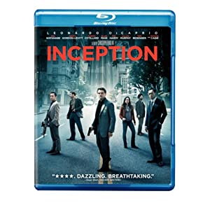 Inception《盗梦空间》2010蓝光版 (Two-Disc Edition)