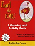 Earl the Emu Coloring & Activity Book