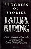 Progress of Stories (0856354023) by Laura Riding Jackson