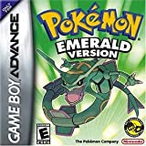 Video Games - Pokemon Emerald Version