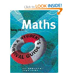 Maths - A Students Survival Guide - A Self-Help Workbook for Science and Engineering Students by Jenny Olive PDF eBook