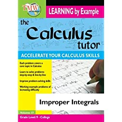 Calculus Tutor: Improper Integrals