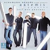 Schumann-Brahms Piano Quintets
