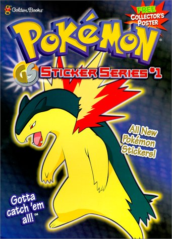 Pokemon-Gs-Sticker-Series-1-Sticker-Book