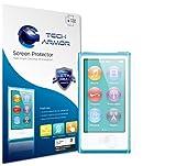 Tech Armor iPod nano 7 フィルム Anti-glare / fingerprint 指紋防止 アンチグレア 液晶保護フィルム スクリーンプロテクター for Apple iPod nano7 ( 保護フィルム 3枚入り )