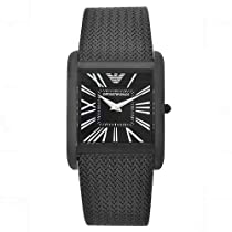 Emporio Armani AR2029 Mens Classic All Black Watch