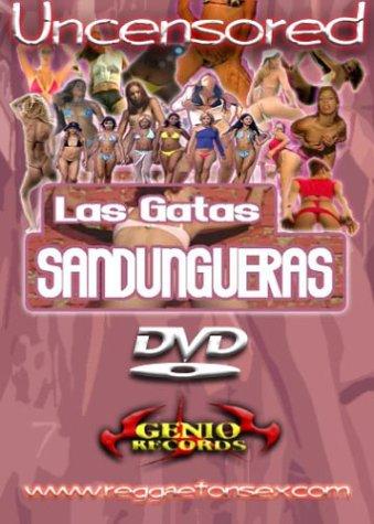Gatas Sandungueras DVD Reggaeton
