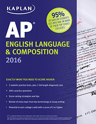 ap english language and composition course