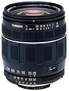 Tamron Autofocus 28-200mm f/3.8-5.6 XR Aspherical (IF) Lens for Canon SLR Cameras (Black)