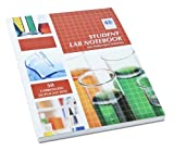 Student Lab Notebook: 50 Top Bound Carbonless Duplicate Sets