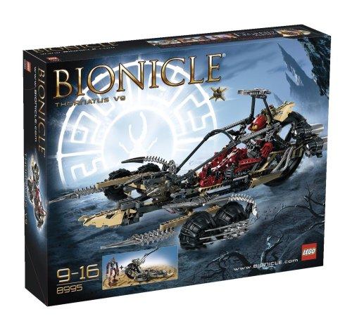 Bionicle 8995 Thornatus V9