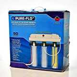 Pure Flo Ii 50gpd Ro Unit W/post Deionizer