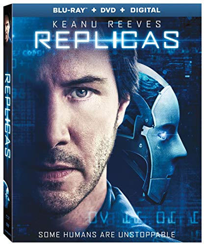 Blu-ray : Replicas (With DVD, 2 Pack, Widescreen, Digital Theater System, AC-3)