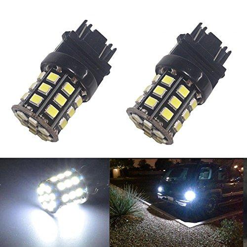 JDM ASTAR Super Bright AX-2835 Chipsets 3056 3156 3057 3157 LED Bulbs ,Xenon White (2006 Mitsubishi Eclipse Led compare prices)