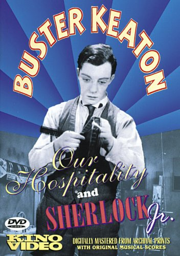 Our Hospitality & Sherlock, Jr [DVD] [2024] [US Import] [NTSC]