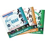 Tai Chi (Yang Style) for Beginner Series DVD - Tai Chi Chuan, Sword Form, Fan Form - 3 DVD Discs
