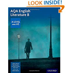 ENGLISH LITERATURE (AQA) - ALevel and GCSE courses in