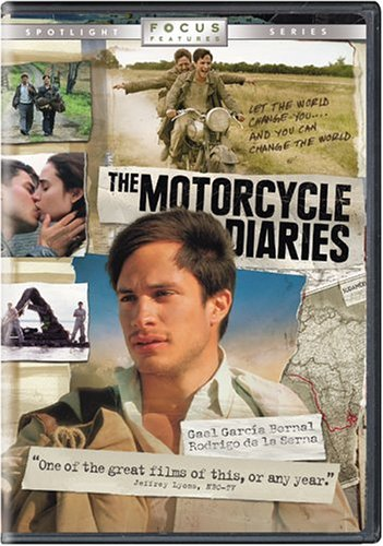Cover art for  The Motorcycle Diaries (Widescreen Edition)