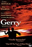 Gerry [DVD] [2003] [Region 1] [US Import] [NTSC]