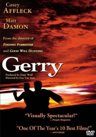 Cover art for  Gerry
