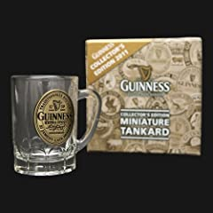 Guinness Tankard Miniature - Collector's 2011