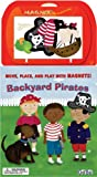 Backyard Pirates (Magnix Imagination Activity Books)