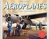 エアロプレーンズ 航空機業界の発展 Aeroplanes Mayfair Games [並行輸入品]