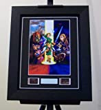 The Legend of Zelda Memorabilia Framed
