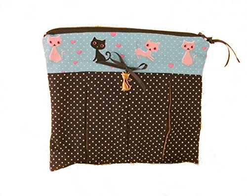 TROUSSE MOTIF CHATS