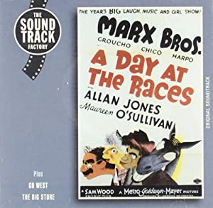 Marx Brothers: A Day at the Races