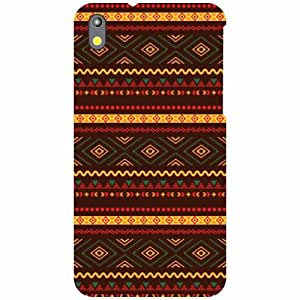 HTC Desire 816G Back Cover ( Designer Printed Hard Case)