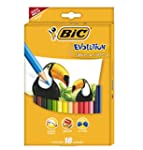BiC Kids Evolution Colouring Pencils...