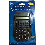 Scientific Calculator with Flip Cover