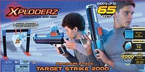 Xploderz Target Strike Set