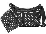 LeSportsac レスポートサック ショルダーバッグ DELUXE EVERYDAY BAG SUN MULTI BLACK (サンマルチブラック)7507-D819 [並行輸入品]