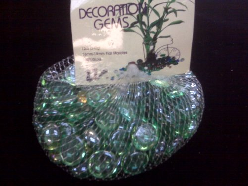 TBC DECORATIVE GEMS Arrangements Centerpiece