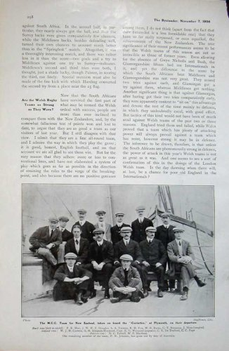 1906 Angling Festival Deal Fish Cricket Ship Corinthic