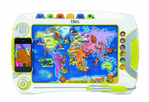 Little Tikes iTikes Map - White