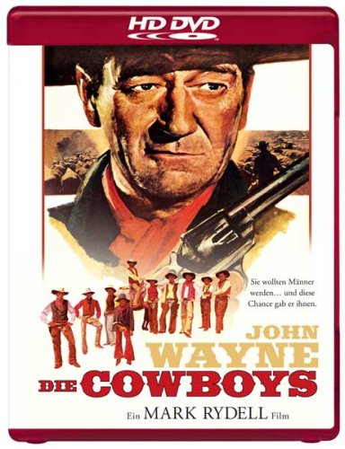 Die Cowboys [HD DVD]