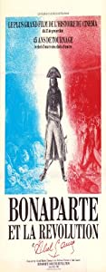 Bonaparte et la r?volution Poster Movie 11x17 Annabella Antonin Artaud Pierre Batcheff