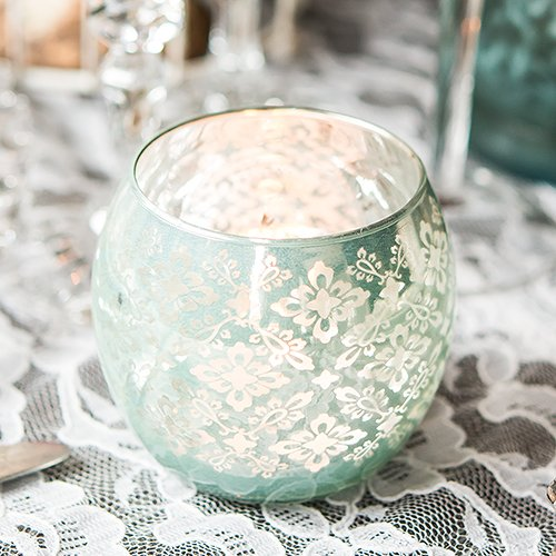 Glass-Globe-Holder-with-Reflective-Lace-Pattern-Small-Daiquiri-Green